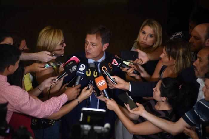 Rodolfo Suarez anunció su gabinete por twitter