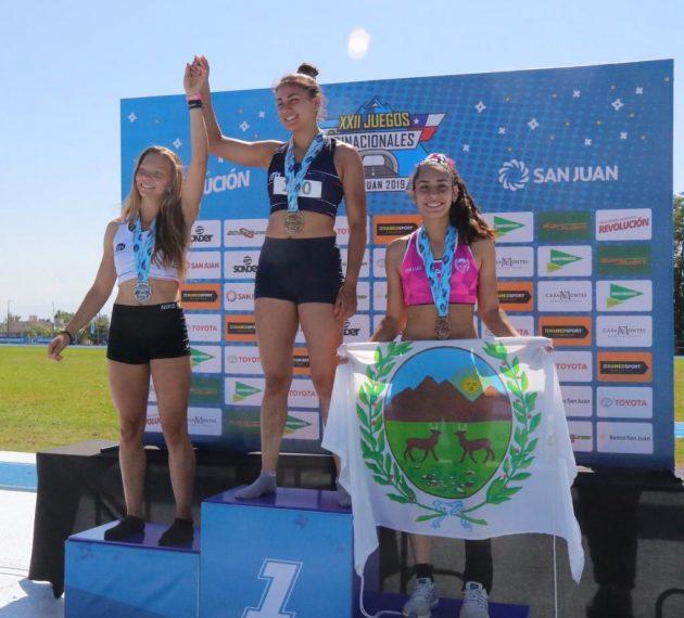 Juegos Binacionales: medalla y clasificación a semis para San Luis