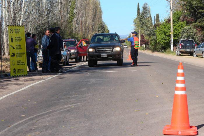Rige la fase 1 en Mendoza con restricciones de circulación