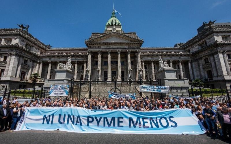 Crisis 2019: 11.700  empleados pyme se quedaron en la calle