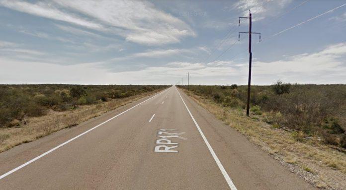 Murieron dos camioneros tras choque frontal en San Rafael