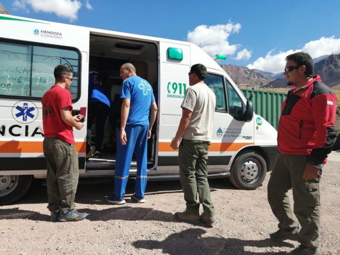 Un operario falleció en San Martín al caer a una pileta