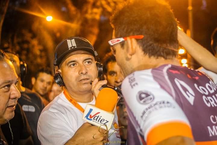 En Alta Montaña se corre la «etapa reina» de la Vuelta de Mendoza