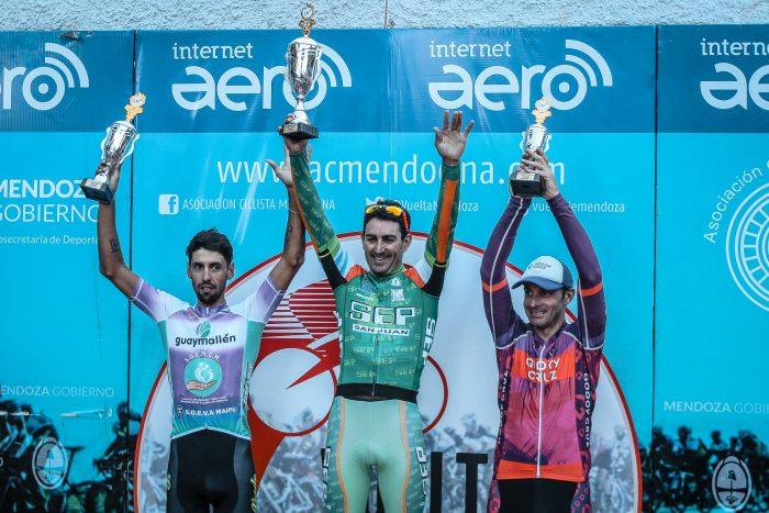 Vuelta Ciclista de Mendoza: Dotti más líder que nunca