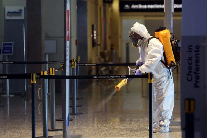 55 nuevos casos, 19 muertos y 745 contagiados en el país