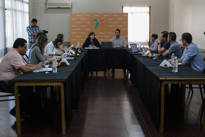 Coordinan acciones en el Valle de Uco contra la pandemia