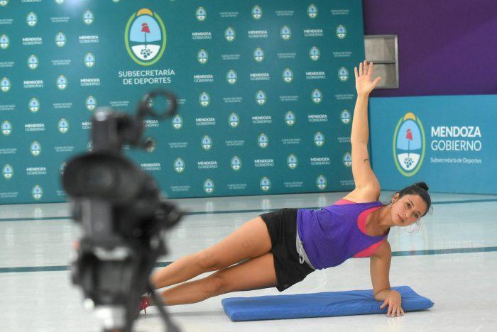 Rutinas para hacer actividad física en los hogares