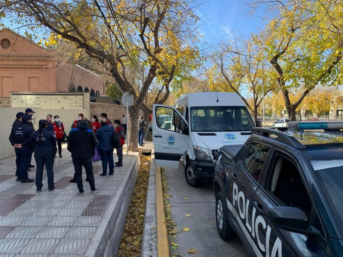 El Gobierno de Mendoza controla el turismo interno