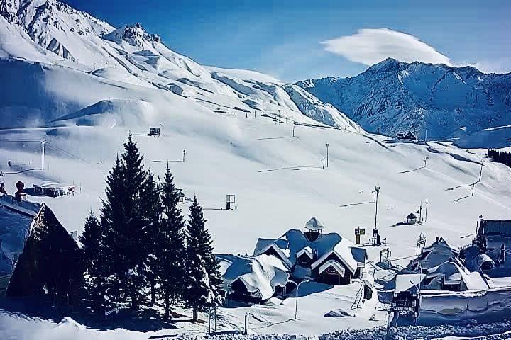 Habla la naturaleza: nevada histórica en Las Leñas