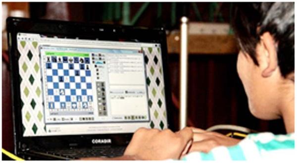 Inscriben para el Torneo Provincial Digital de Ajedrez