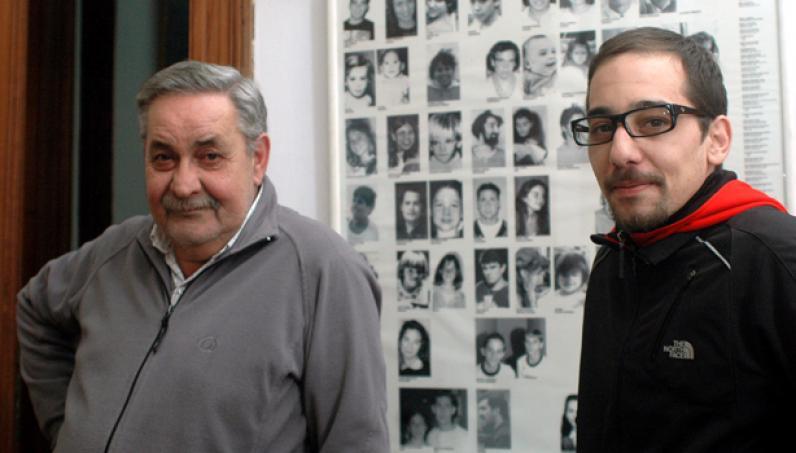 Murió uno de los nietos recuperados por Abuelas de Plaza de Mayo