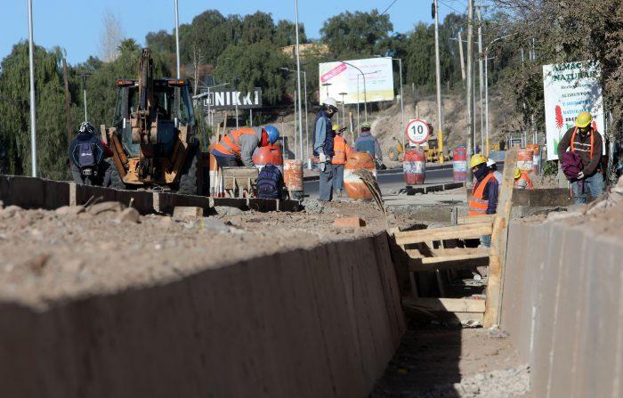 La Ruta Panamericana comienza a mostrar su nueva imagen