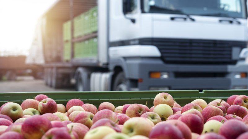 Preocupación por el transporte de alimentos en todo el país