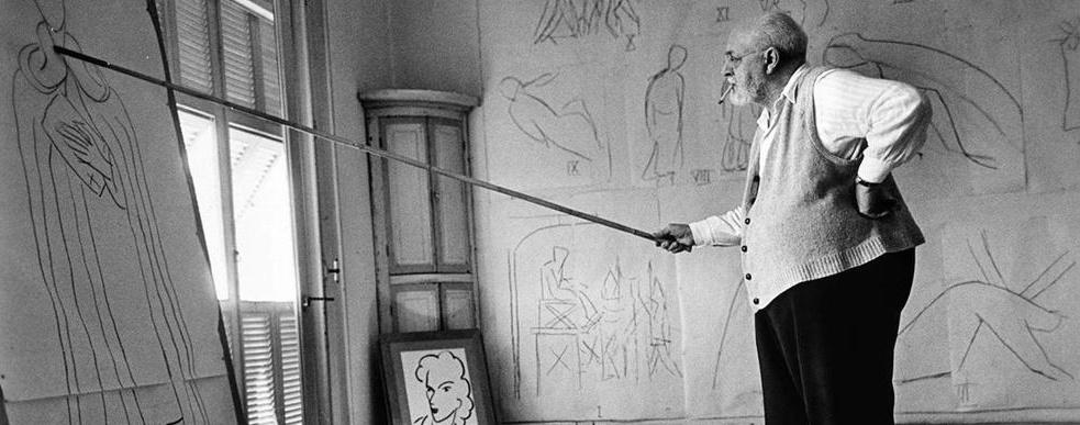 Conocer a Henri Matisse online