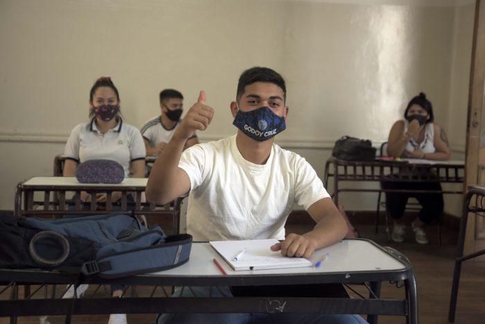 Orientan a estudiantes mendocinos en profundización audiovisual